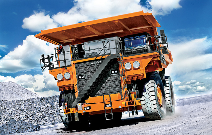 Unlike all other competitors, the entire AC-drive system is designed, built and supported by the same company – Hitachi.
