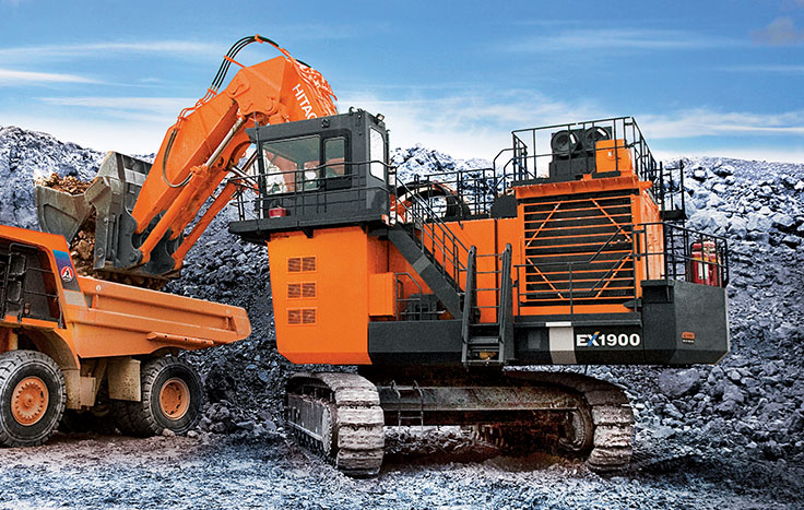 You get strong horsepower, an efficient engine, comfortable cab, advanced hydraulics, tough frame and powerful arm- and bucket-digging forces so you can get more work done every day.