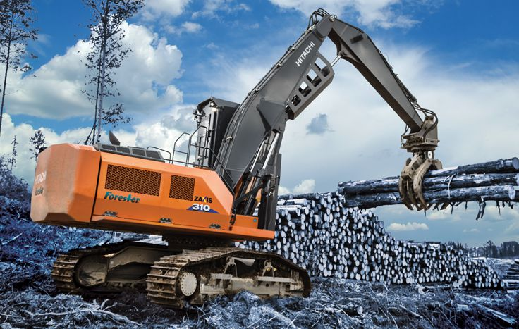 The ZX310F-6 was created to push the limits of productivity by delivering the efficiency, reliability and durability Hitachi is known for.
