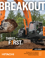 Breakout Winter 2018 Issue Cover