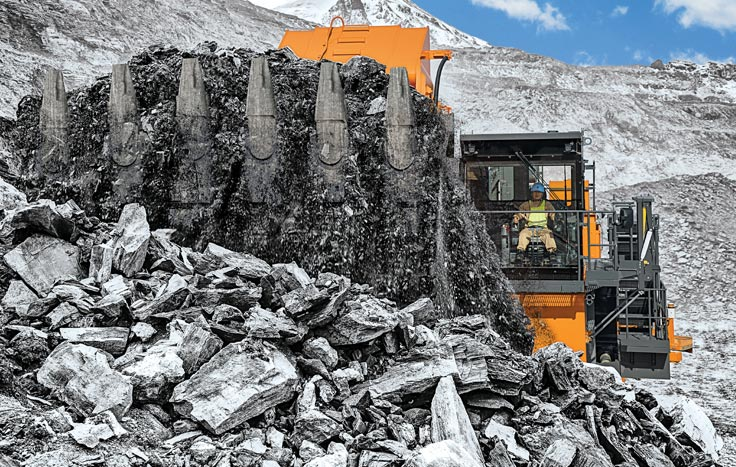 It provides you with efficiency, reliability and durability in the toughest mines.