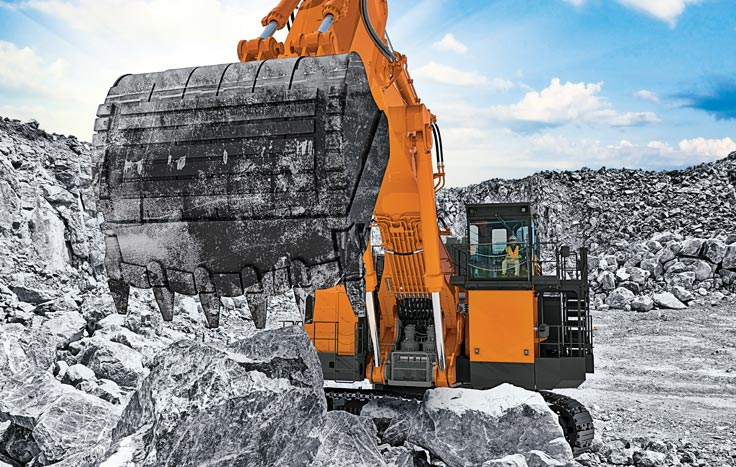 The EX3600-7 delivers uncompromised efficiency and productivity.