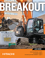 Breakout Fall 2019 magazine cover